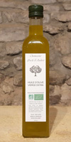 Organic Extra Virgin Olive Oil from Le Pech d'André